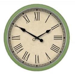 SKOVEL Reloj de pared