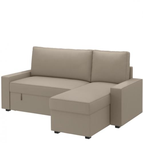 Vilasund funda sof cama chaiselongue - Ikea tenerife productos ...