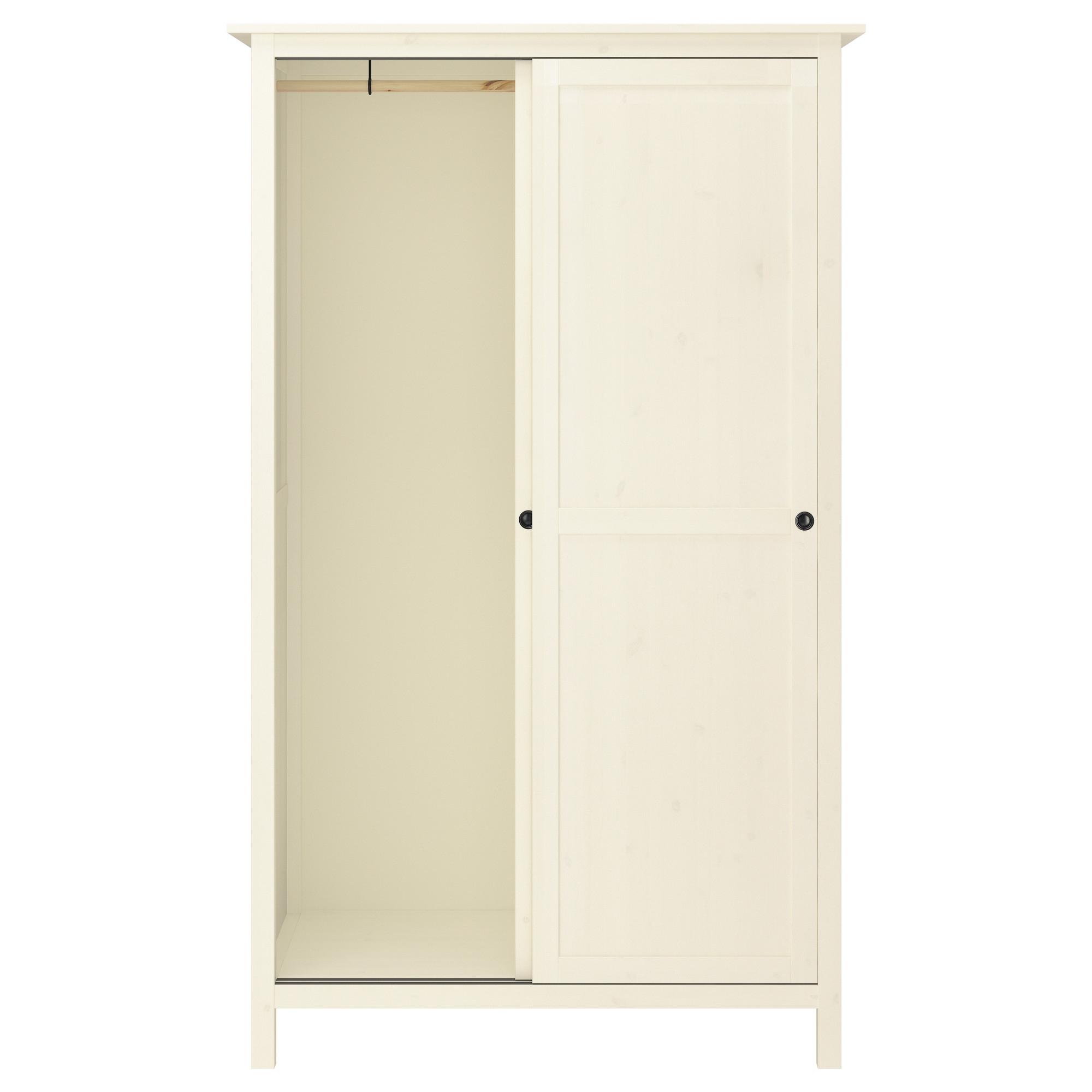 Hemnes armario 2 puertas correderas for Ikea puertas correderas