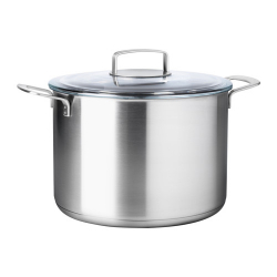 IKEA 365+ Stockpot with lid, 10lt
