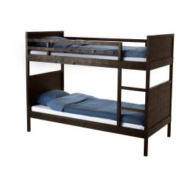 NORDDAL Estructura de camarote / 2 camas individuales