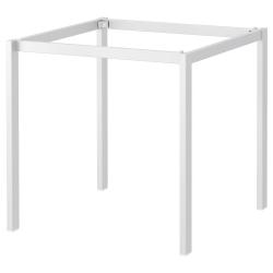 1 x MELLTORP Estructura inferior para mesa 75x72 cm blanco