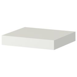 LACK Estante de pared 30cm, blanco