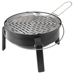 KORPÖN Portable charcoal barbecue