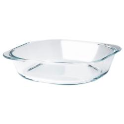 FÖLJSAM Fuente de horno vidrio 24,5cm x 24,5cm