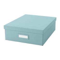 TJENA Caja de papel con compartimentos