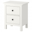 HEMNES Chest of 2 drawers