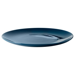 FÄRGRIK Plato de cerámica, Ø 10 ¾