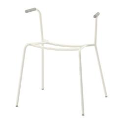 1 x DIETMAR Armazón inferior silla+reposabrazos
