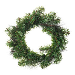 VINTERFEST Corona de Navidad artificial