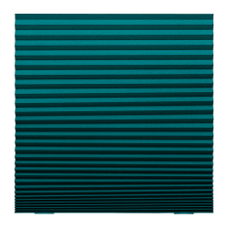SOMMAR 2019 Block-out pleated blind