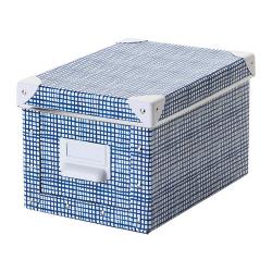 FJÄLLA Caja de almacenaje+tapa