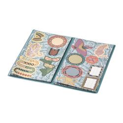 ILLBATTING Carpeta+pegatin