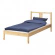 FJELLSE Armazón de cama TW + sommier Luroy