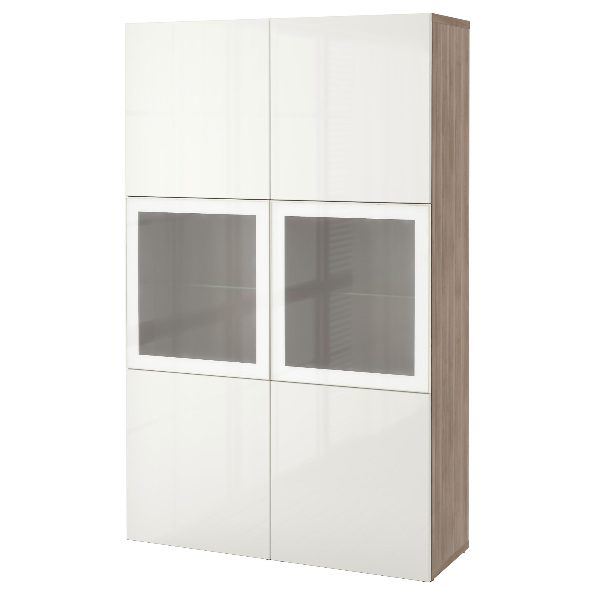 Best Storage Combination W Glass Doors