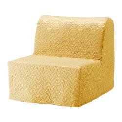 LYCKSELE LÖVÅS Sillón cama colchón espuma firme