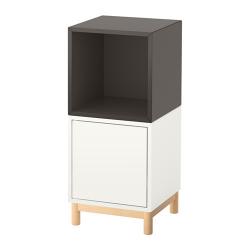 EKET Combinación de armario+patas