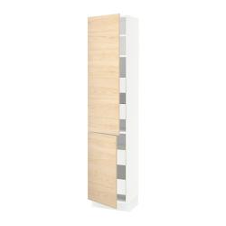 SEKTION Arm alto+2puertas/estantes/4cajones