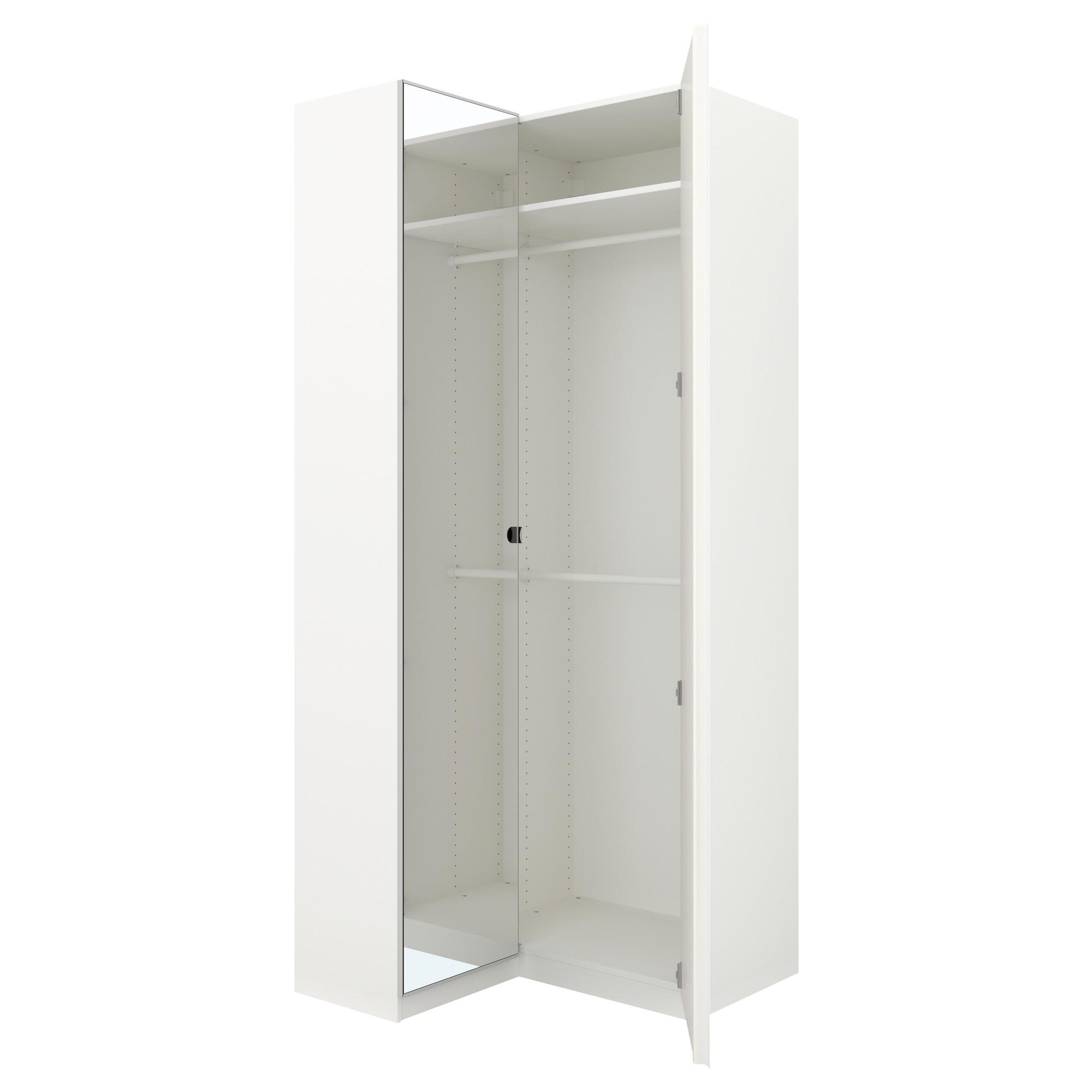 pax ropero de esquina. Black Bedroom Furniture Sets. Home Design Ideas
