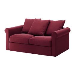 GRÖNLID Sofá de 2 plazas