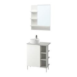 LILLÅNGEN/VISKAN/GUTVIKEN Muebles de baño j8