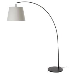 SKOTTORP/SKAFTET Lámpara de piso, arco