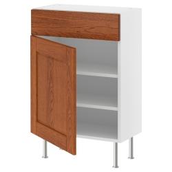 AKURUM Armario bajo+estante/cajón/puerta