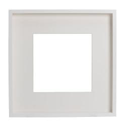 RIBBA Marco, 50x50 blanco