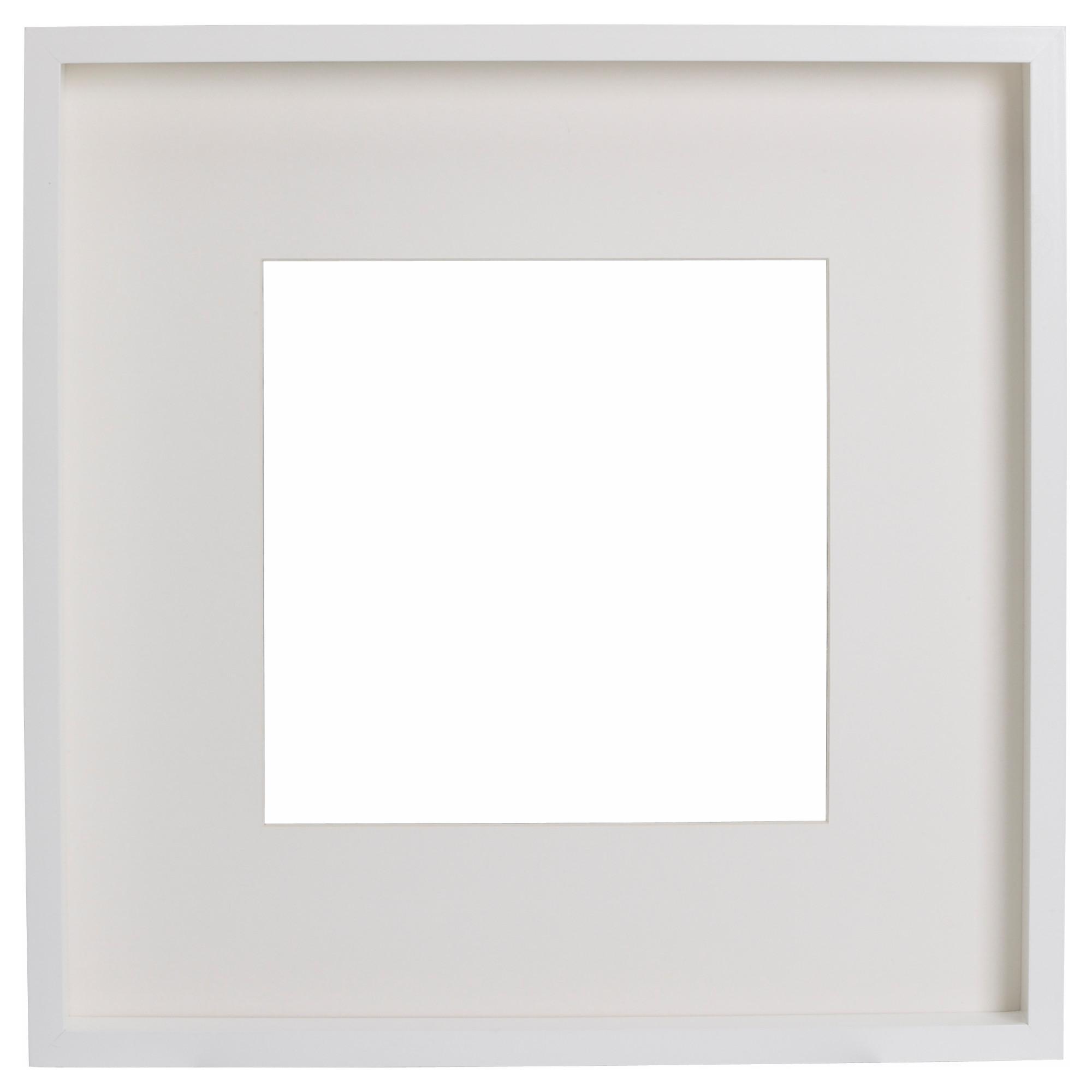 Ribba marco 50x50 blanco - Ikea marco fotos ...