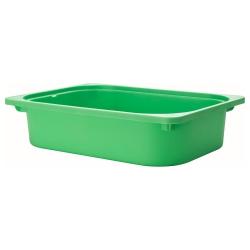 4 x TROFAST Caja verde