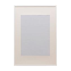 RIBBA Marco, 30x40 blanco