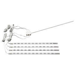 DIODER Barra luminosa LED, 4p