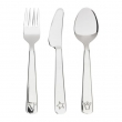 FABLER 3-piece cutlery set