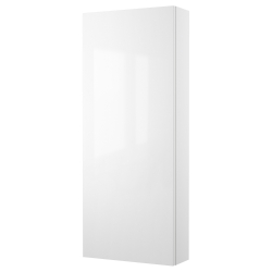 GODMORGON Armario pared 1 puerta 40 blanco