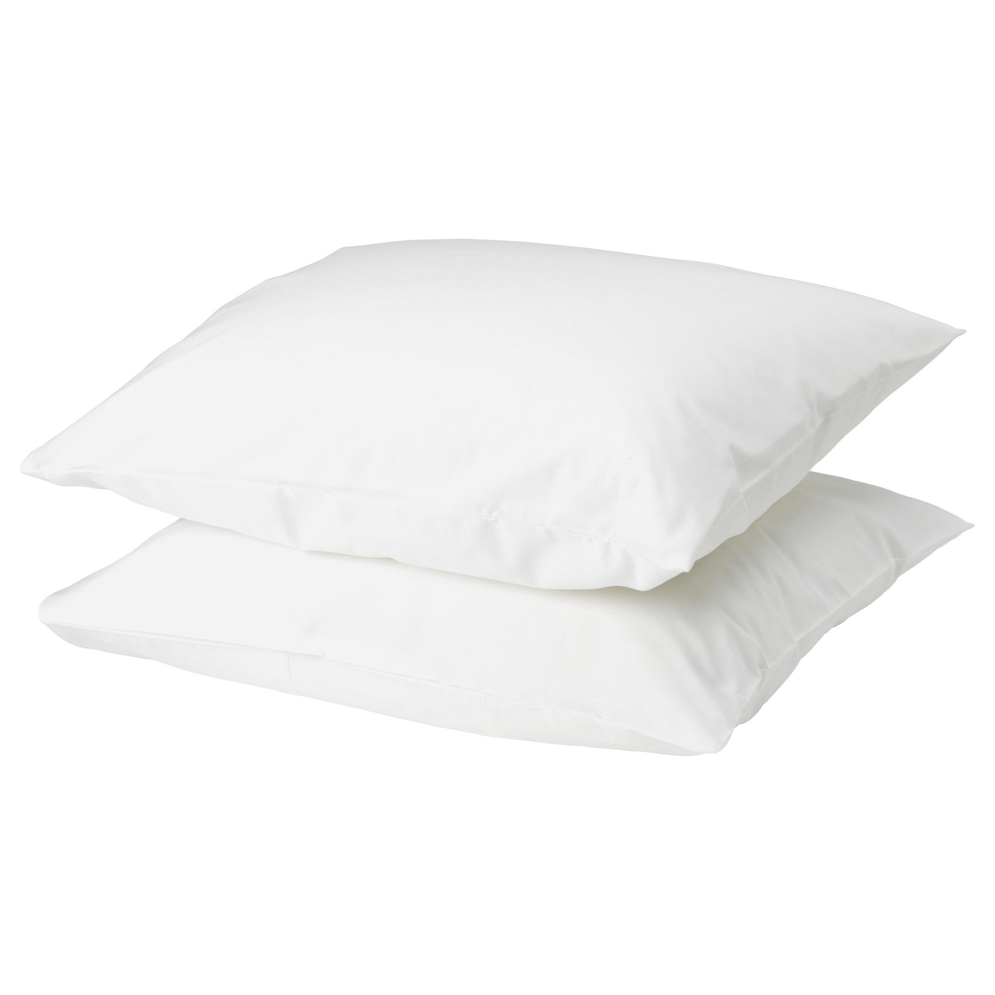 dvala 50x60 funda para almohada blanco. Black Bedroom Furniture Sets. Home Design Ideas