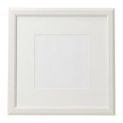 VIRSERUM Marco, 50x50 blanco