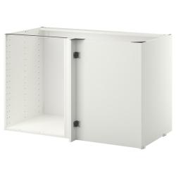 1 x METOD Estructura armario base esquina