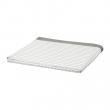 IKEA 365+ Mantel 4-6 comensales, blanco/gris