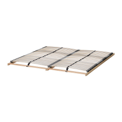 1 x LÖNSET Full slatted bed base