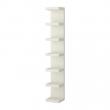 LACK Wall shelf unit, white