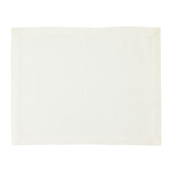 MARKNAD Mantel individual, blanco