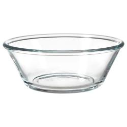 VARDAGEN Cuenco de vidrio, Ø20cm