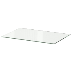 1 x BESTÅ Glass shelf