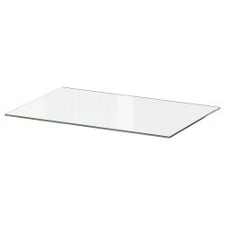2 x BESTÅ Estante de vidrio
