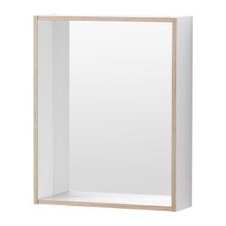 TYNGEN Espejo con estante