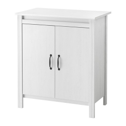 BRUSALI Cabinet with doors