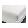 PÄRLMALVA Protector de mattress Queen