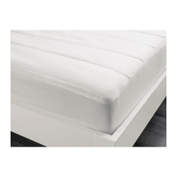 PÄRLMALVA Protector de mattress twin