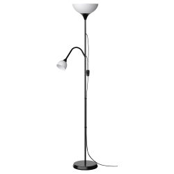 NOT Floor uplighter/reading lamp
