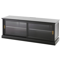 MALSJÖ Banco TV+puertas corredizas